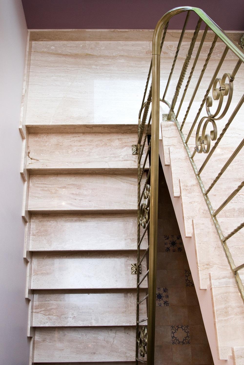Stairs SIA Akmens Apstr Des Darbn Ca